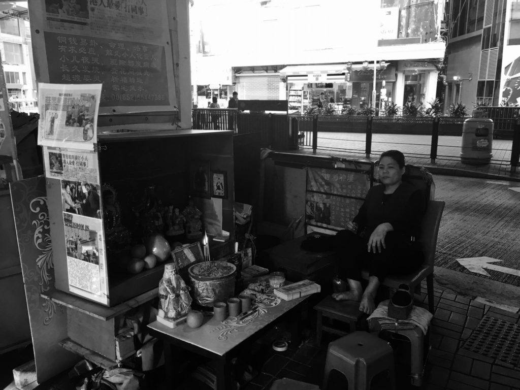 Fortune Teller Hong Kong