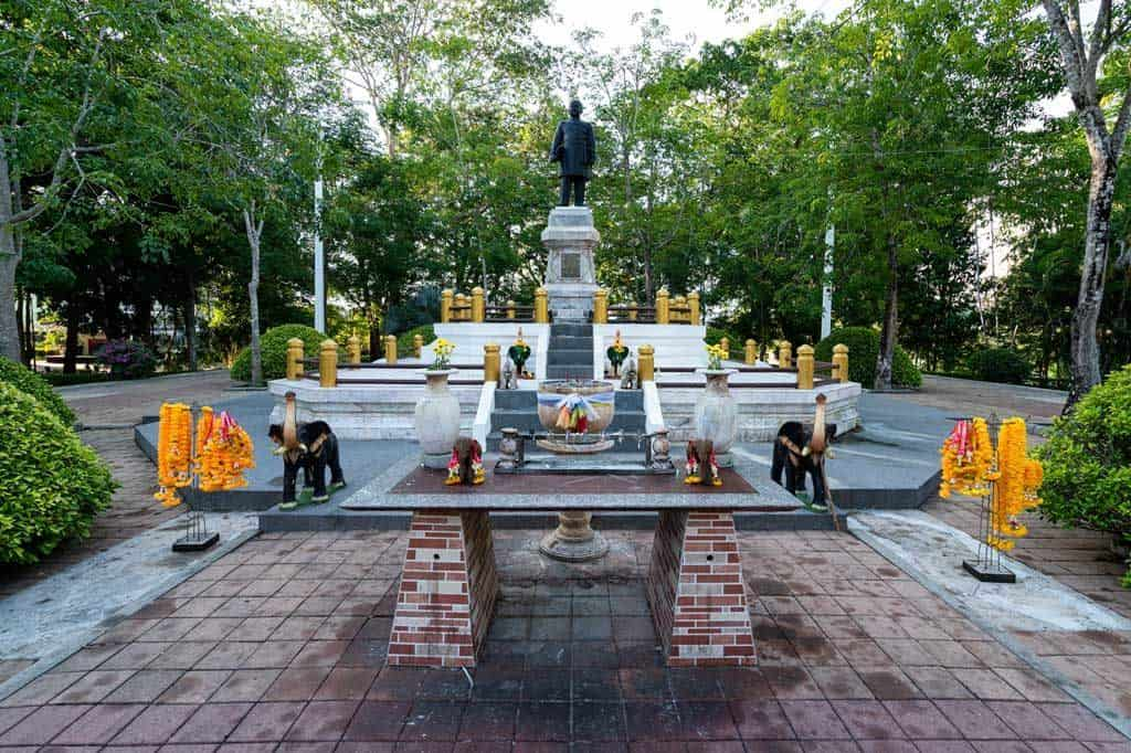 Governor's Park Things To Do In Trang