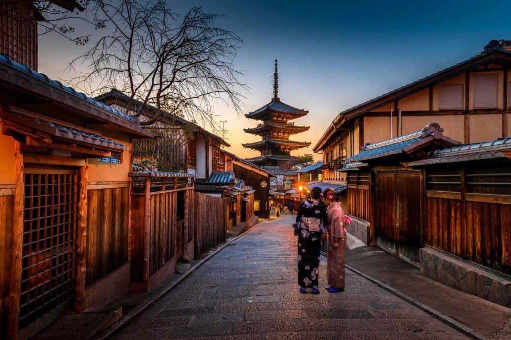 Travel To Japan Guide