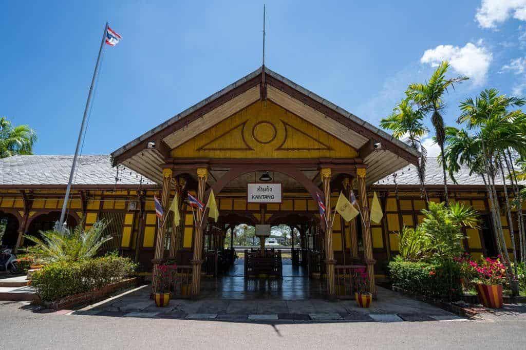 Kantang Traing Station