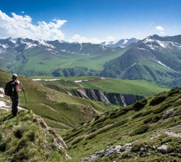 Keskenkija Loop Trek Jyrgalan Kyrgyzstan