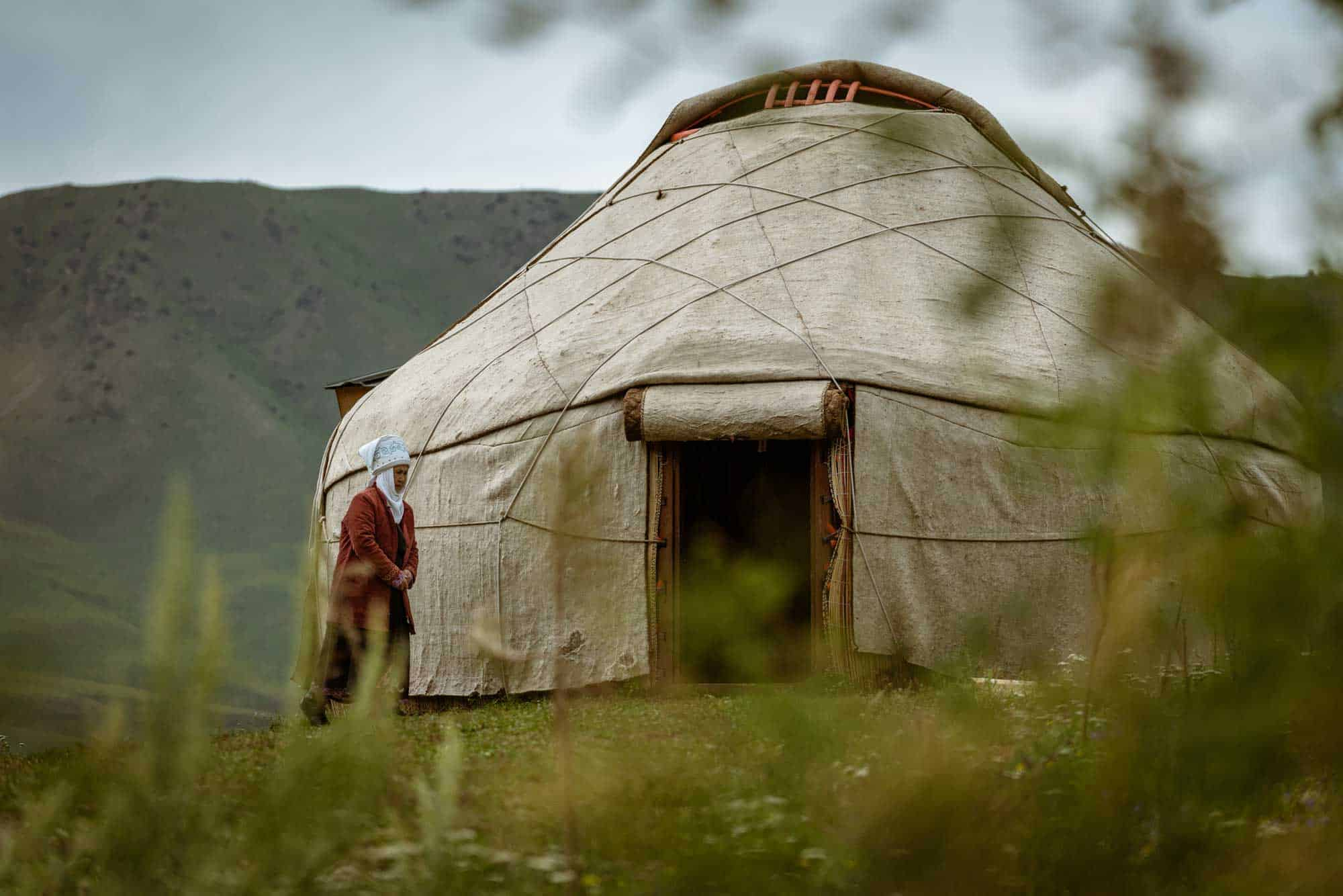 Yurt Kyrgyzstan Travel Guide