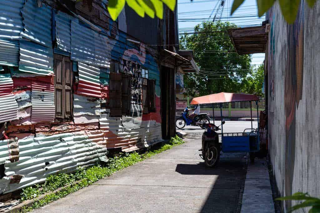 Trang Streets