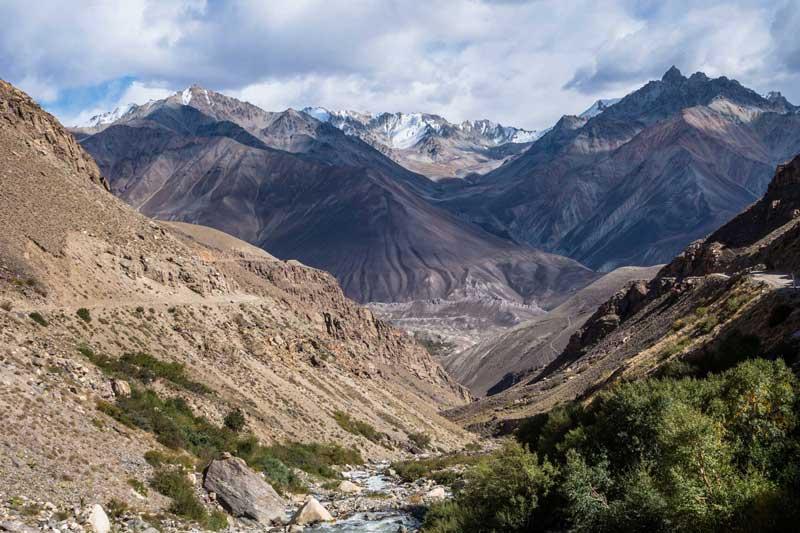 Adventure Tajikistan Pamir Highway Tour