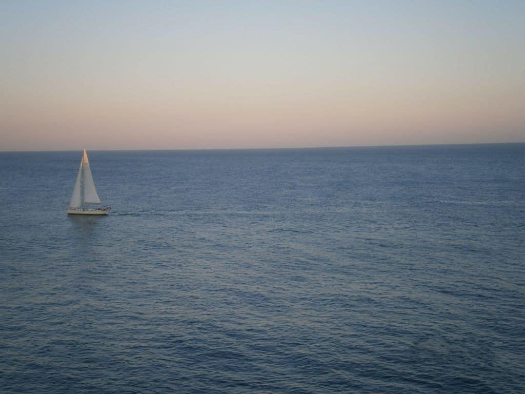 Sailing Okinawa