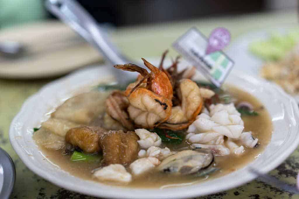Seafood Things To Do In Trang