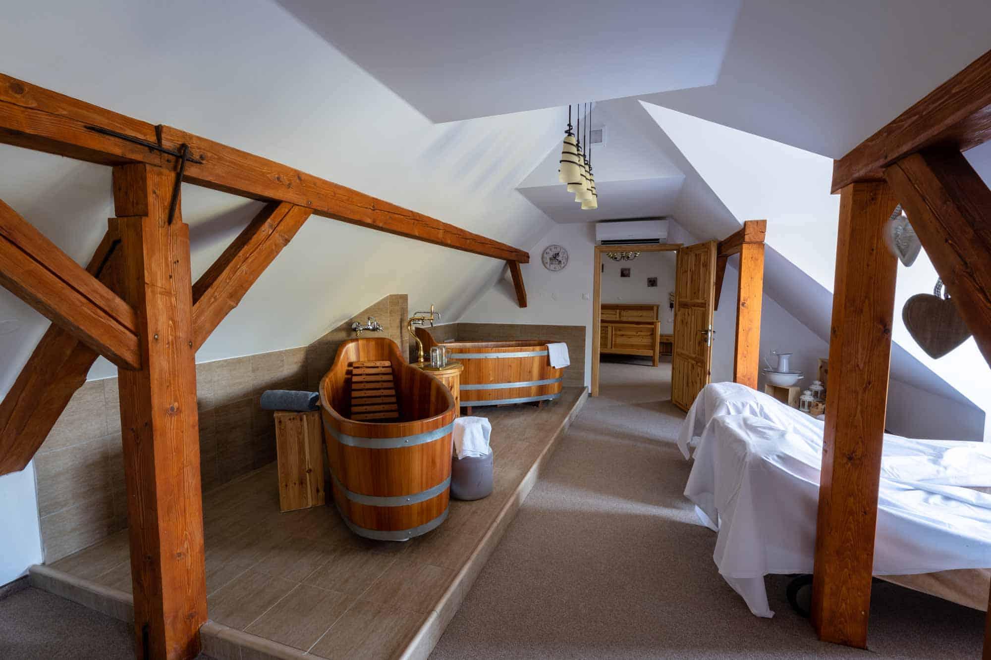 Svachovka Resort Room