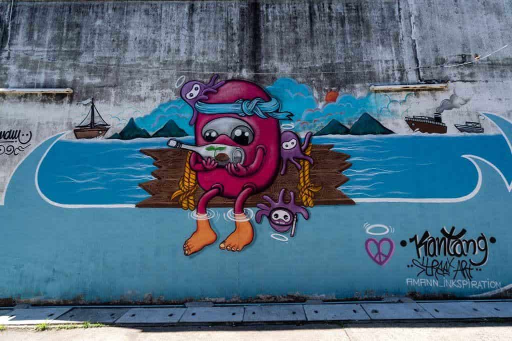 Trang Street Art