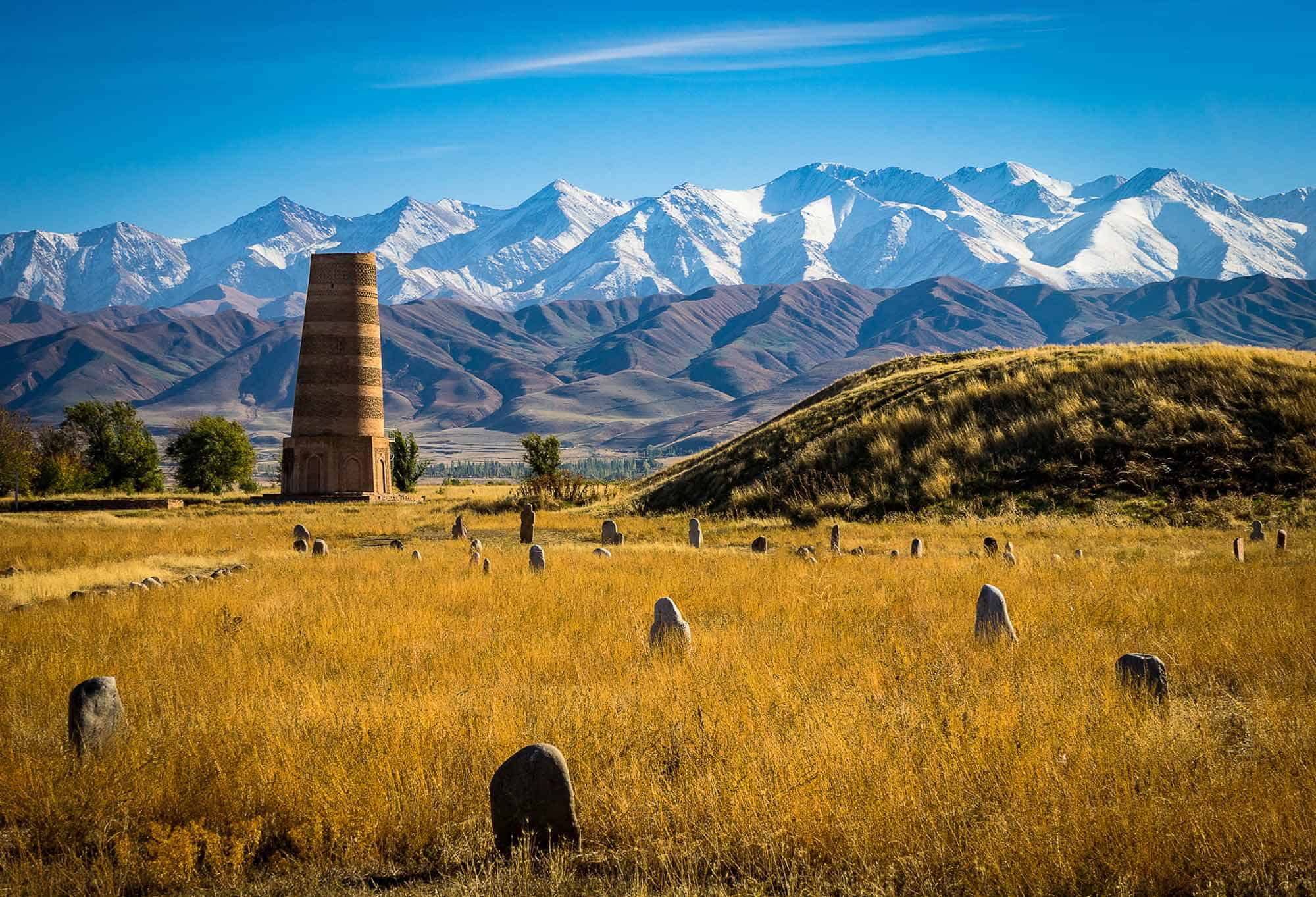 TRAVEL to KYRGYZSTAN - Tips and Information Guide (2021)