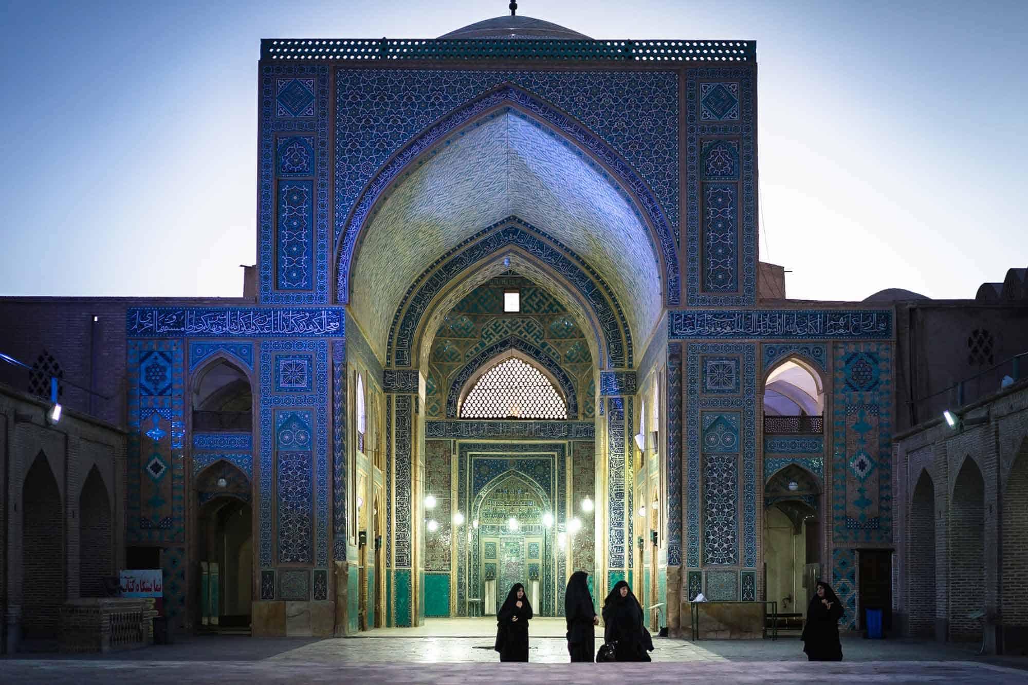 Visit Iran Travel Tips