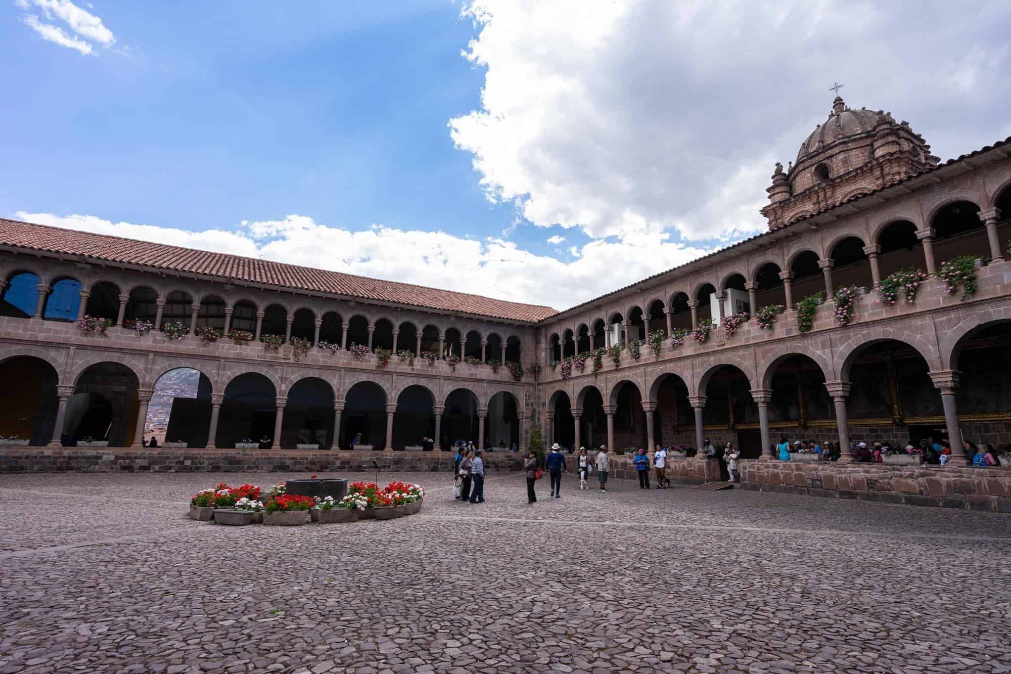 Squares What To Do In Cusco Peru