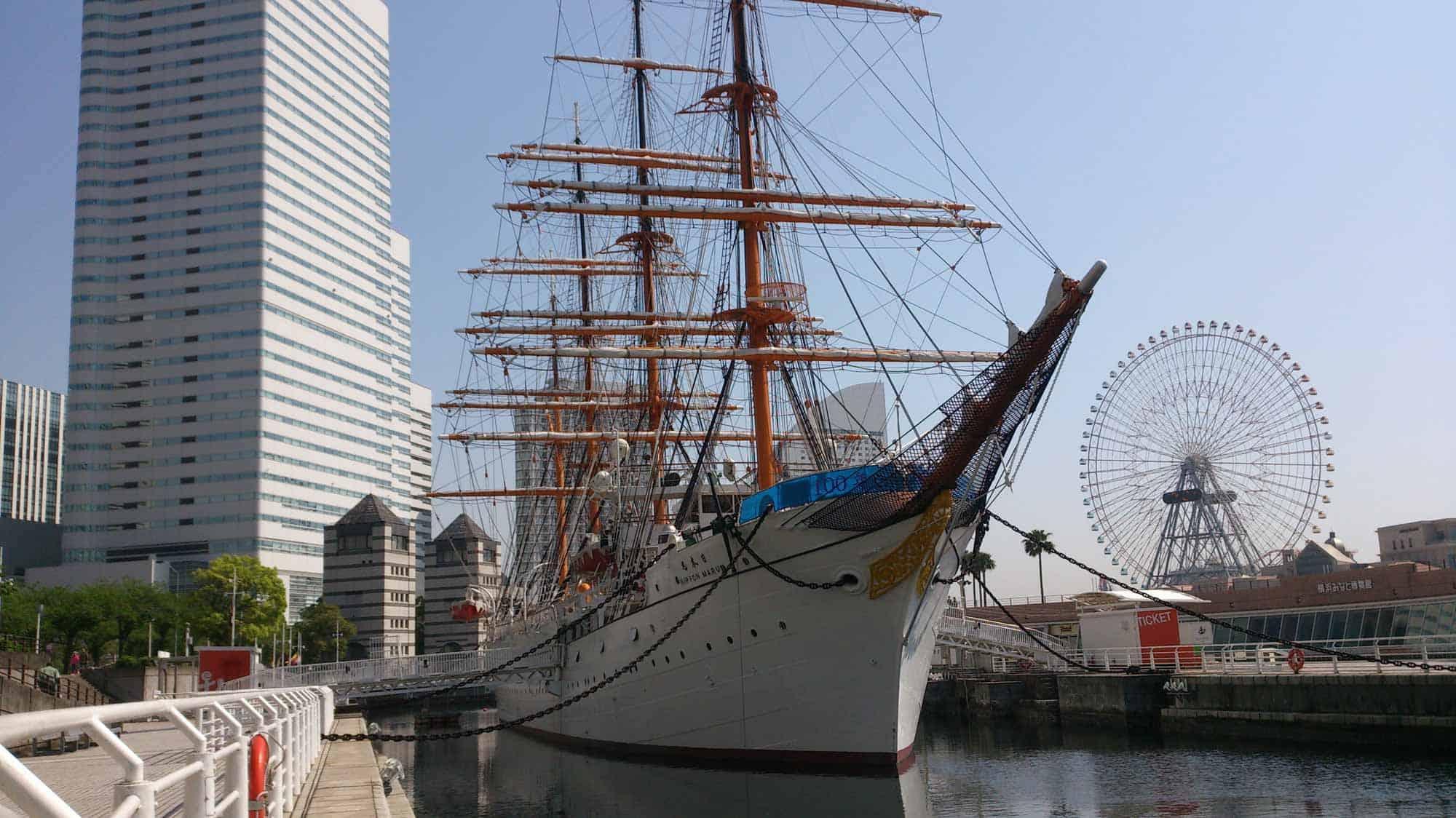 Sailing Ship Things To Do In Yokohama