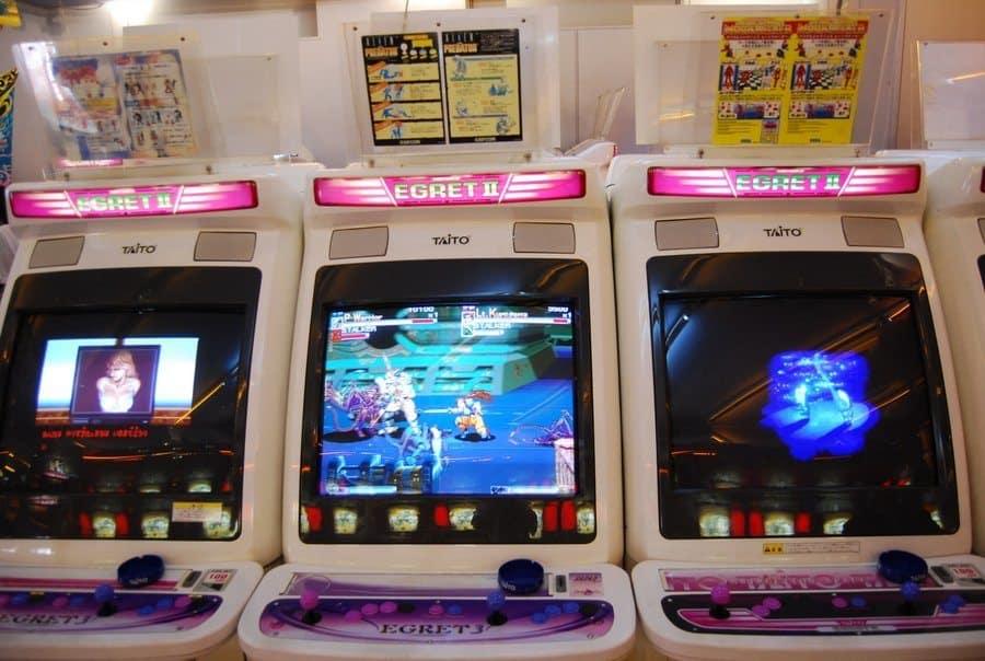 Tokyo Arcade