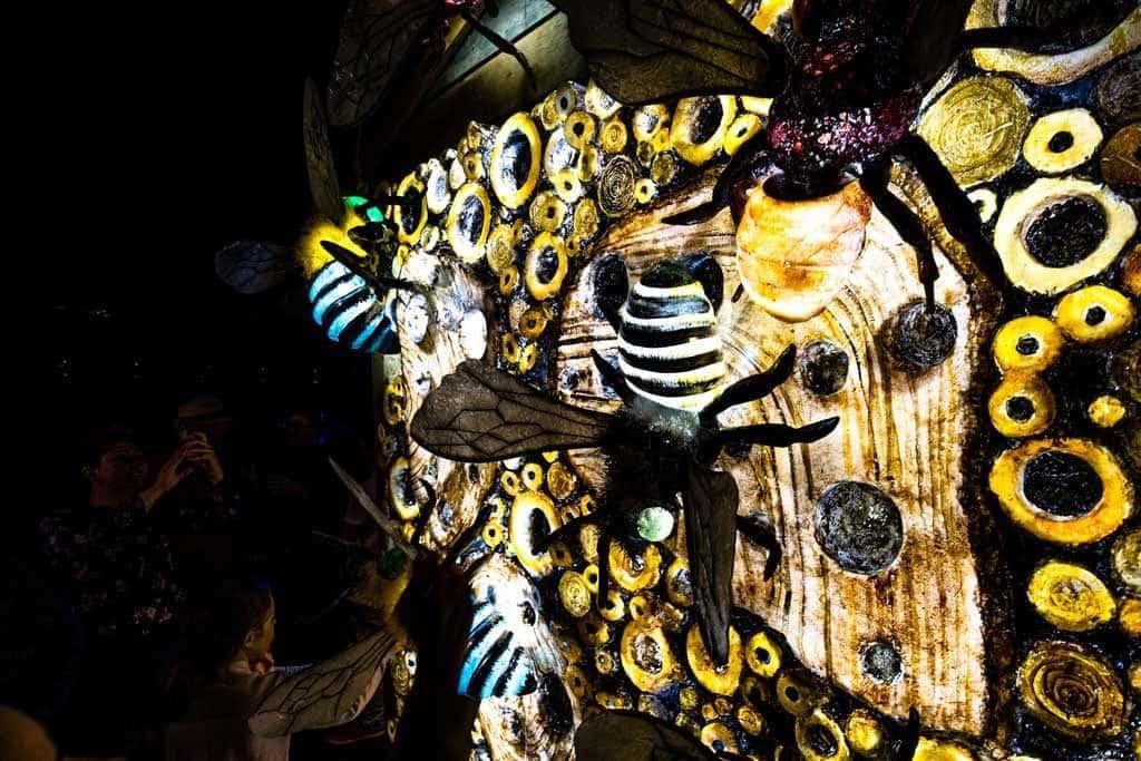 Bumblebee Exhibit