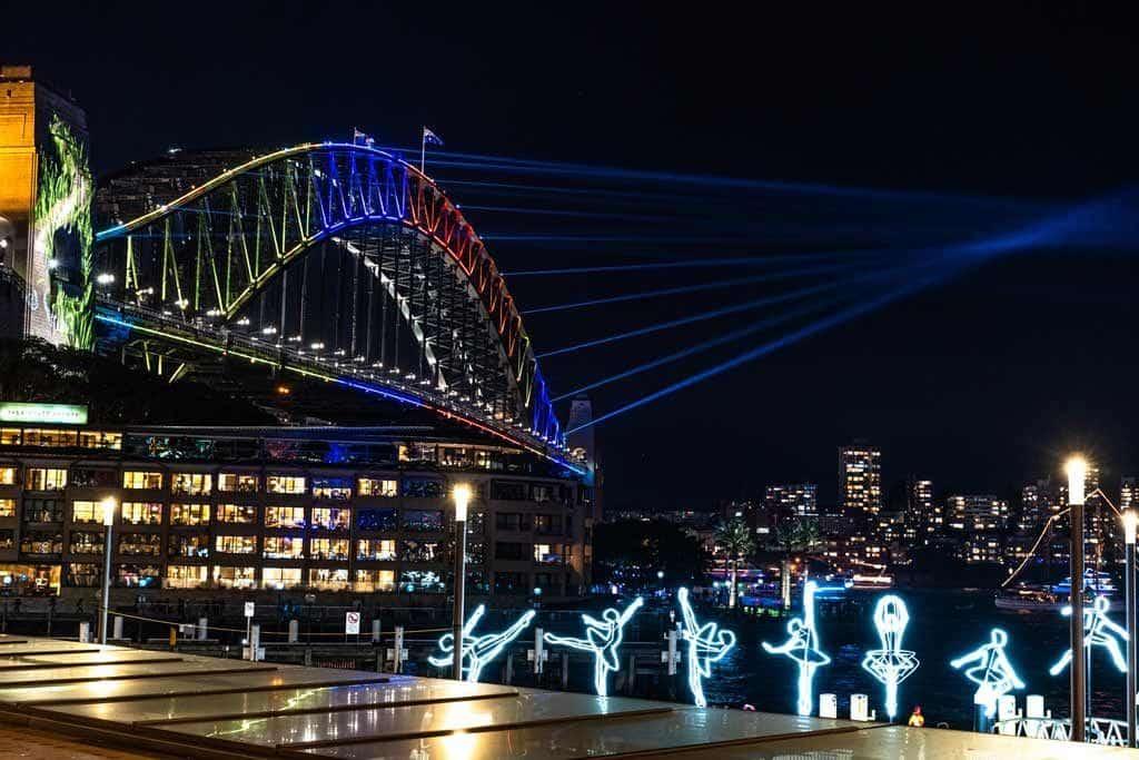 Harbour Bridge Vivid Photography Tips