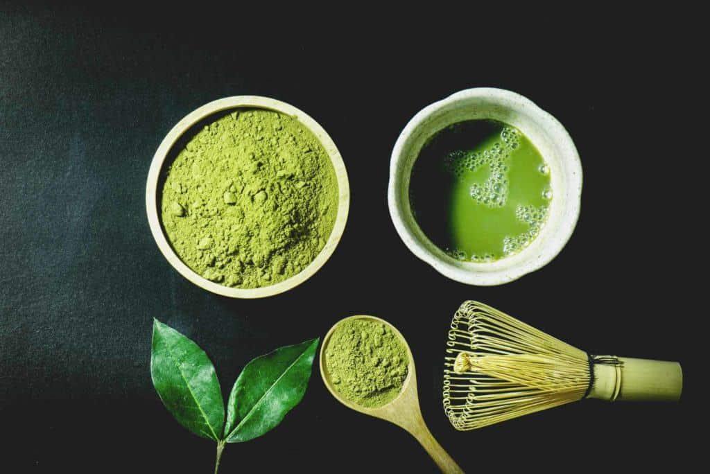 Matcha Tea Things To Do In Nara