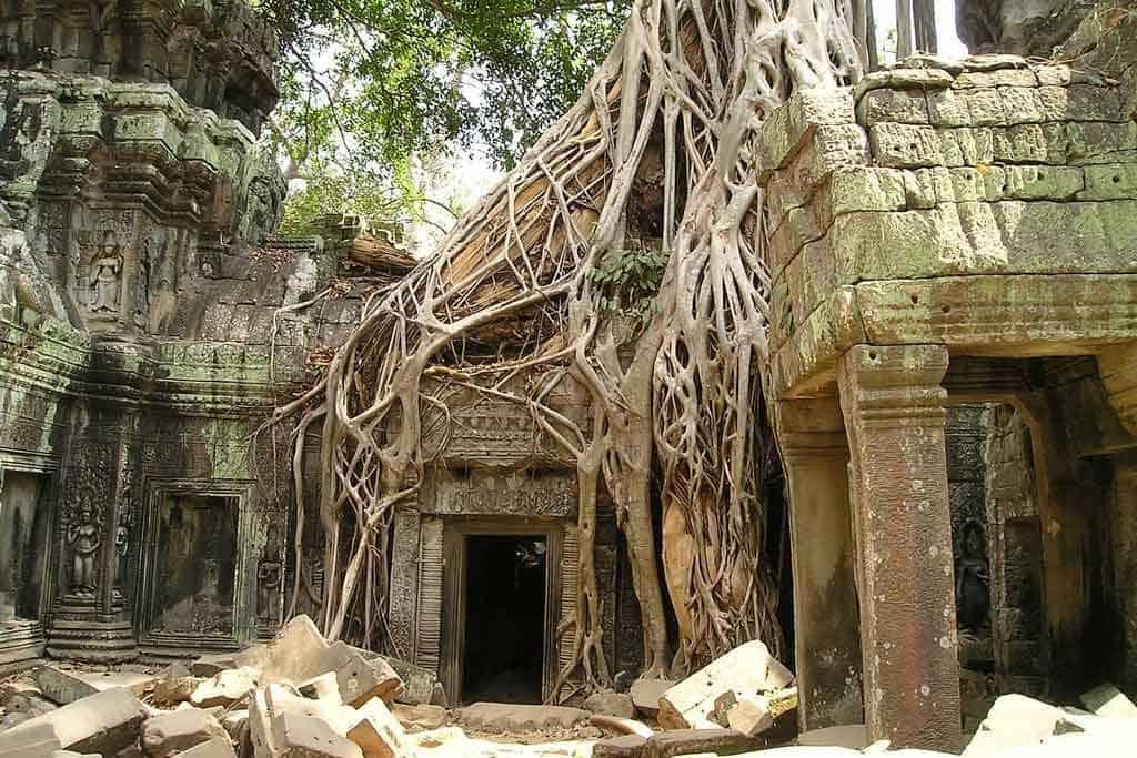 Travelling In Cambodia