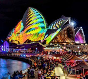 Vivid Sydney Photography Tips