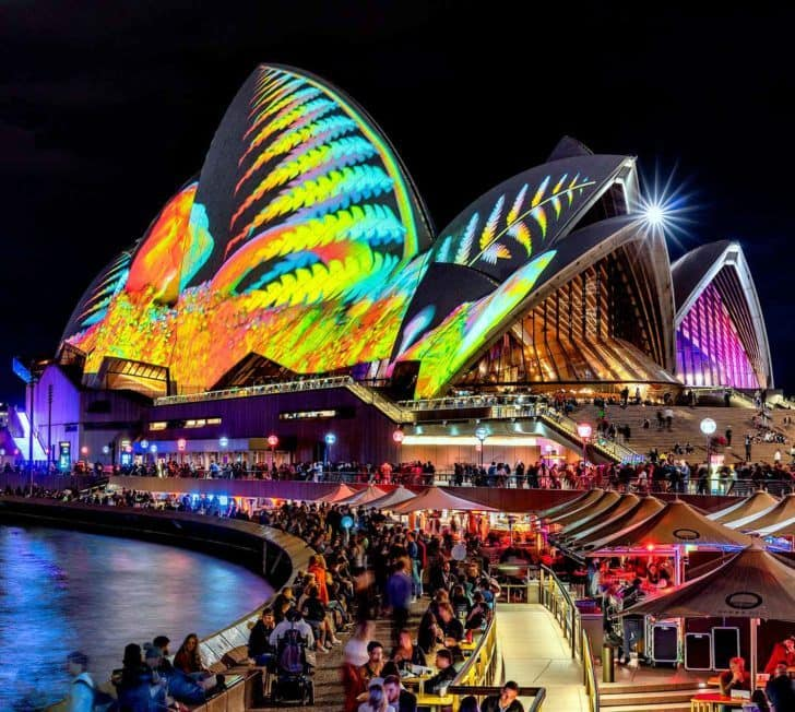 Your Guide to the Top Vivid Sydney Photography Tips and Locations
