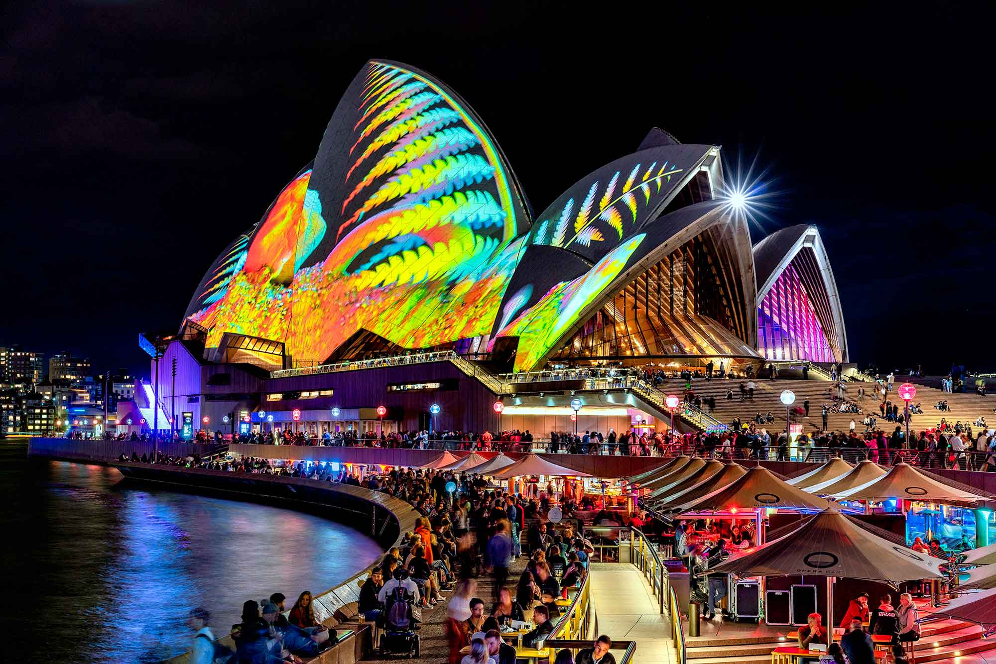Vivid Sydney Photography Tips