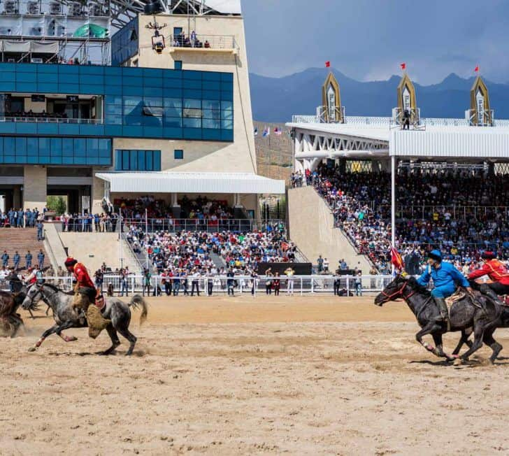 The Ultimate Guide to the World Nomad Games in Kyrgyzstan