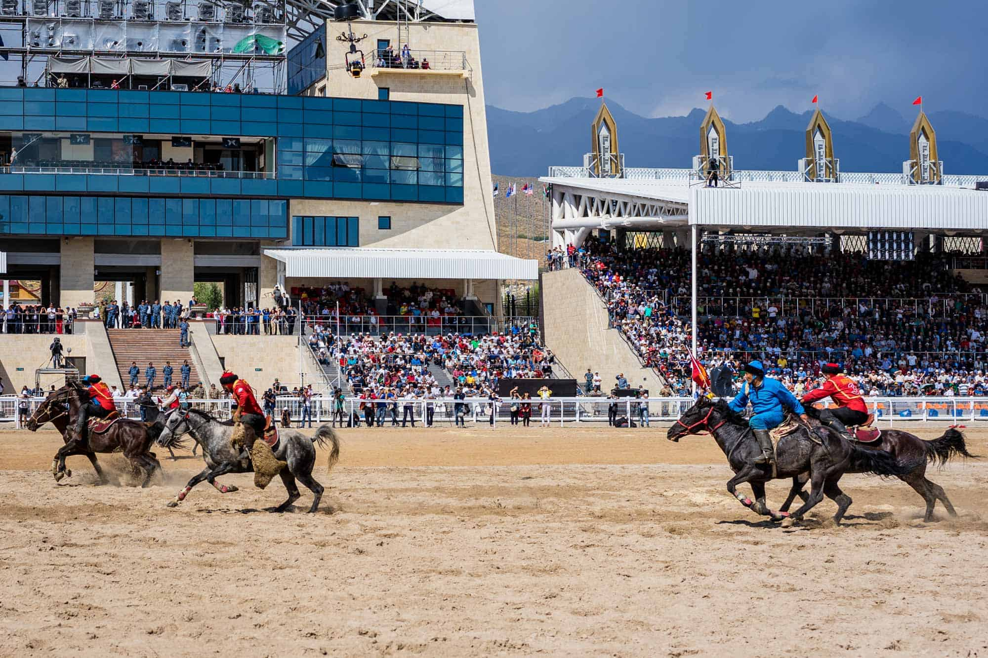 World Nomad Games Kyrgyzstan