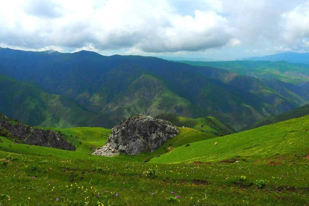 Alay Mountains Trekking