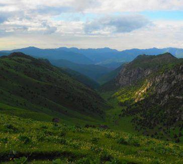 Be a Nomad Trek Kyrgyzstan