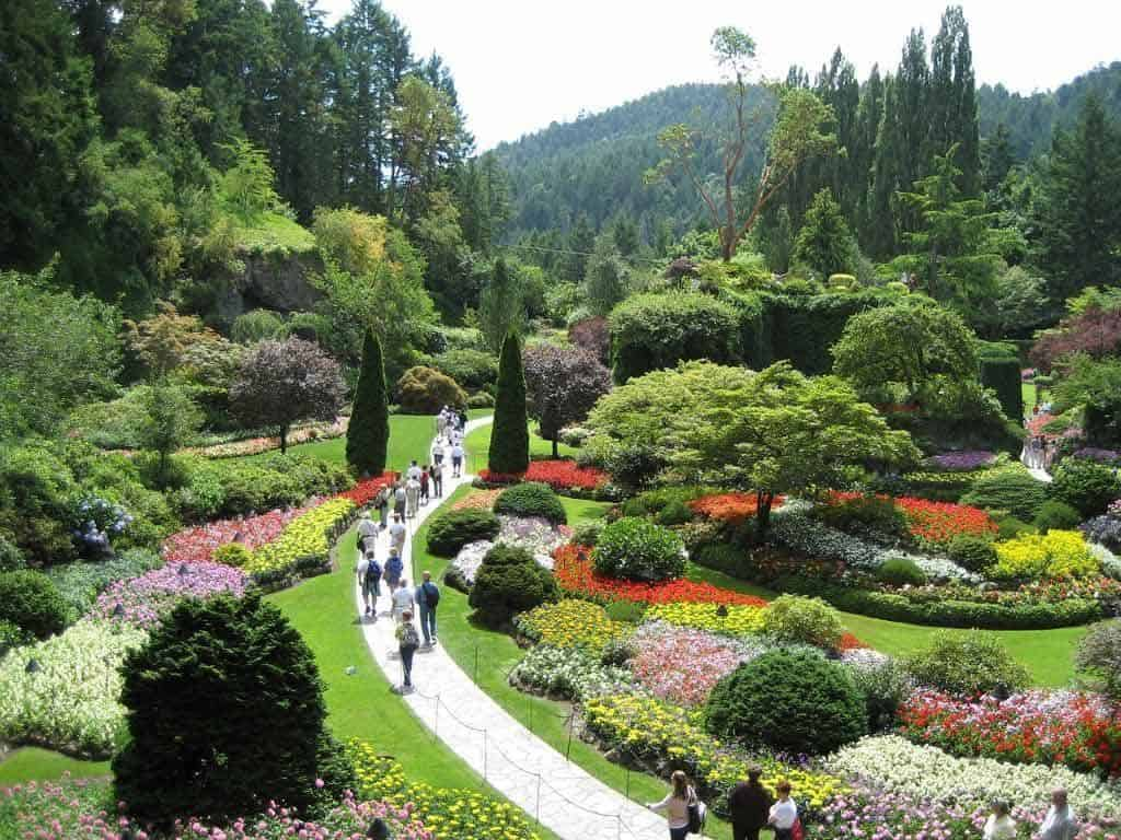 Butchart Gardens Things To Do In Victoria, British Columbia