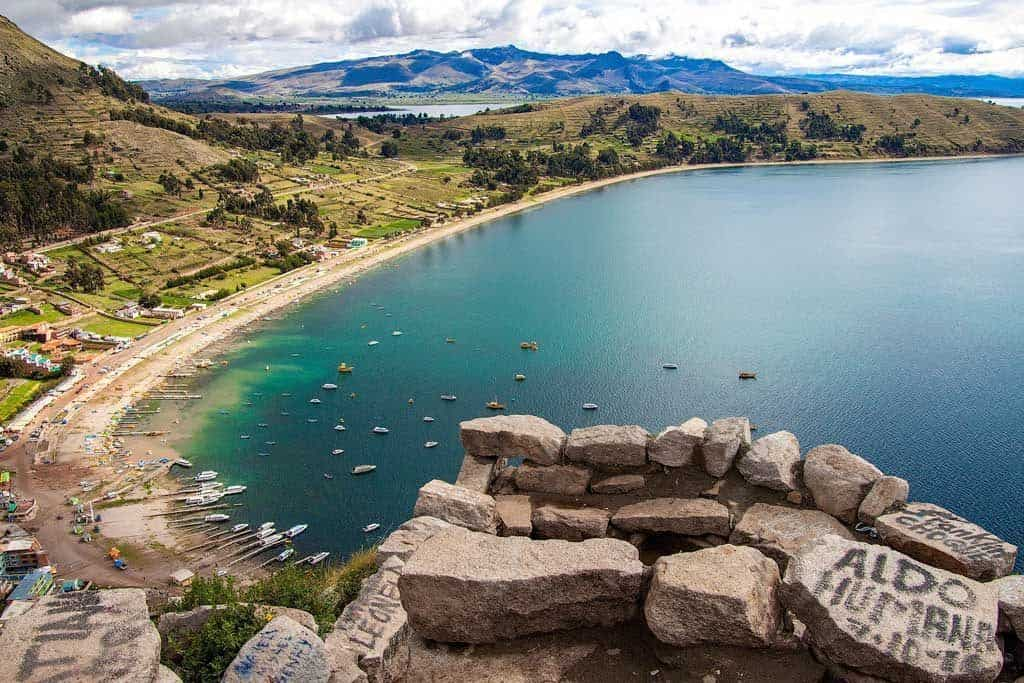 Lake Titicaca La Paz Attraction