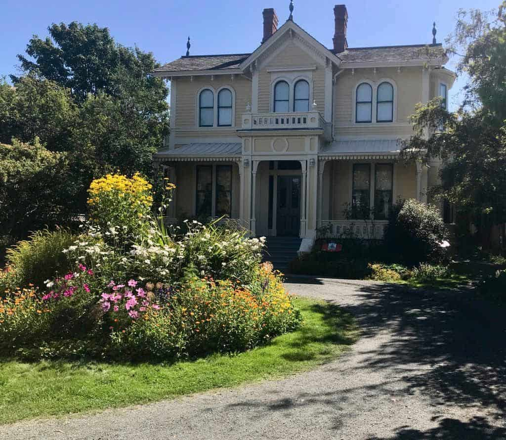 Emily Carr House Victoria