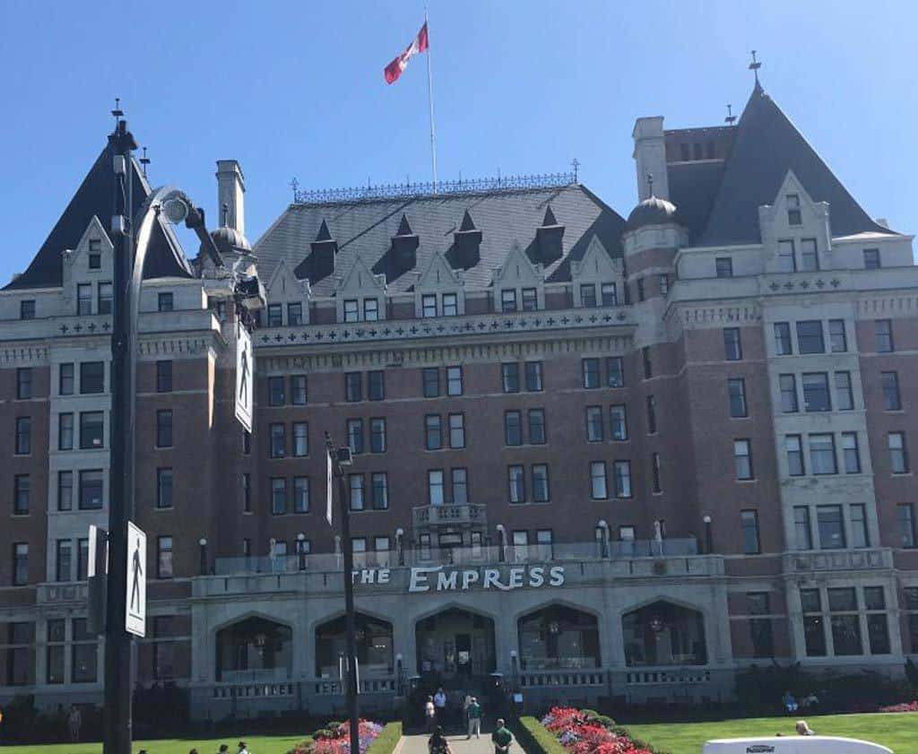 Empress Things To Do In Victoria Canada