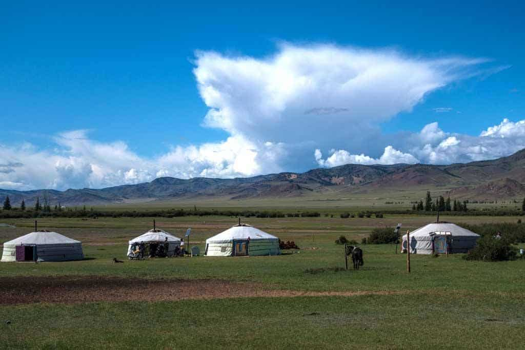 Ger Camp Mongolia Tour