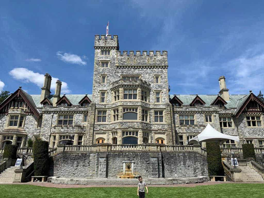 Hatley Castle Victoria, British Columbia