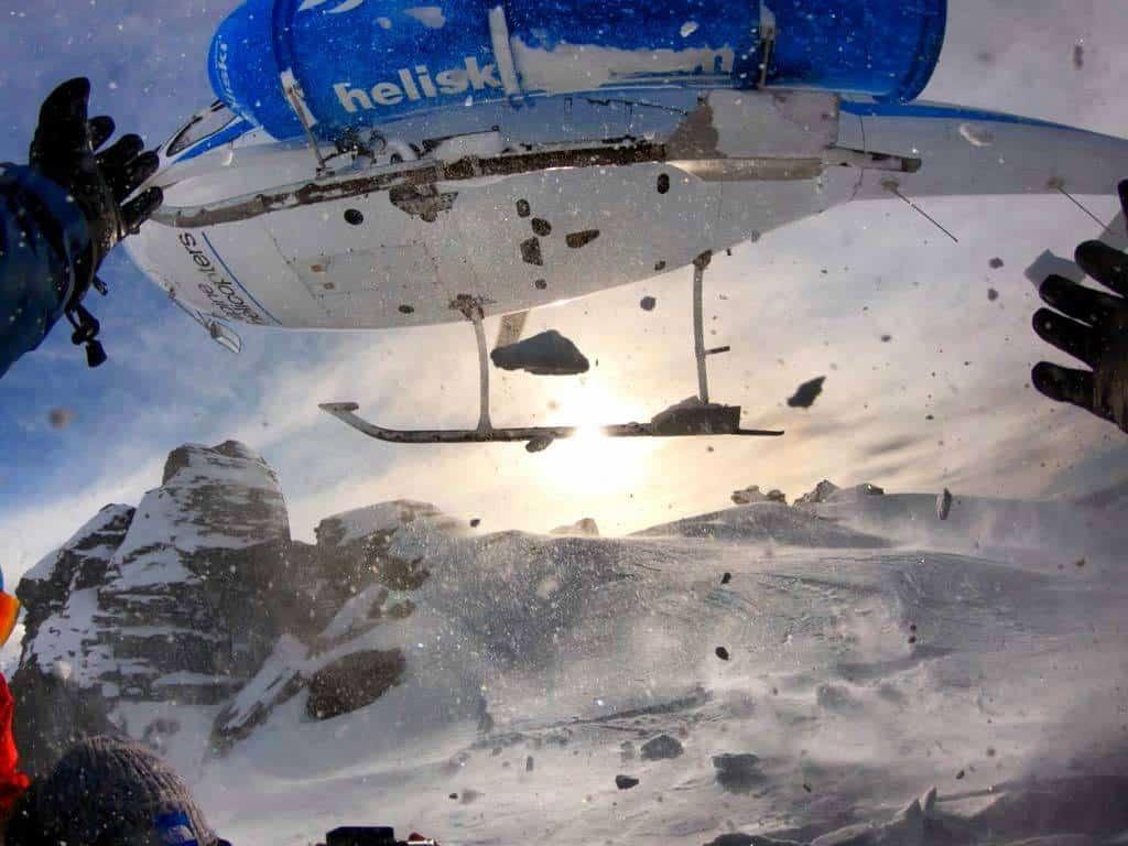 Southern Lakes Heli Ski