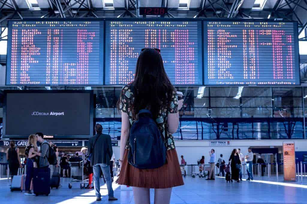 Airport Tips For First Time Flyers