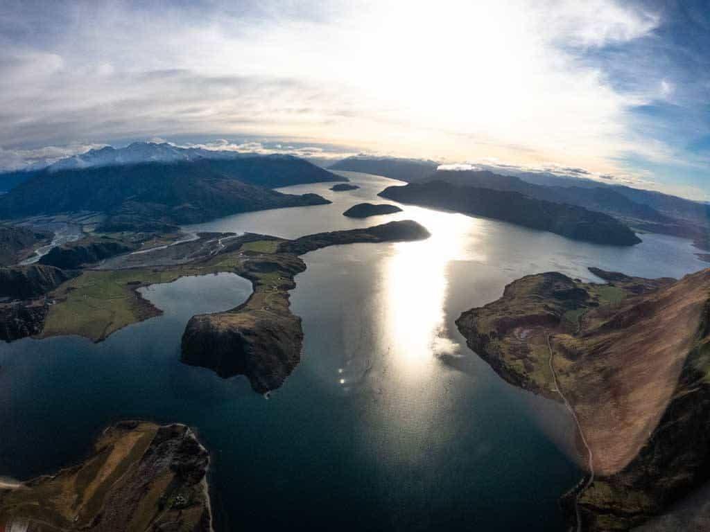 Lake Wanaka Heli Views