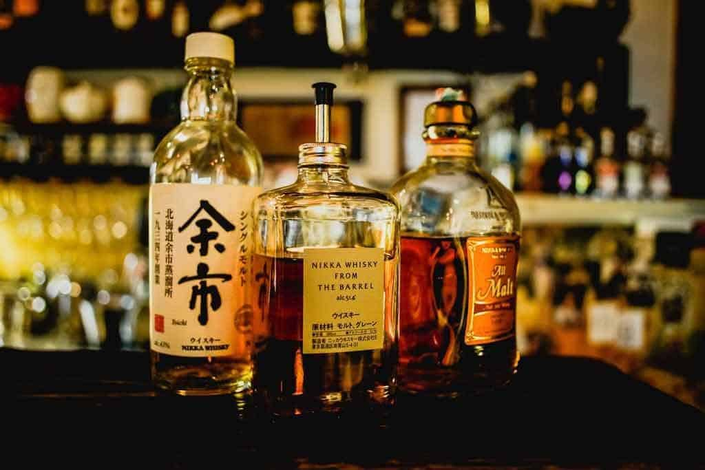 Whiskey Tasting Is A Thing To Do In Otaru