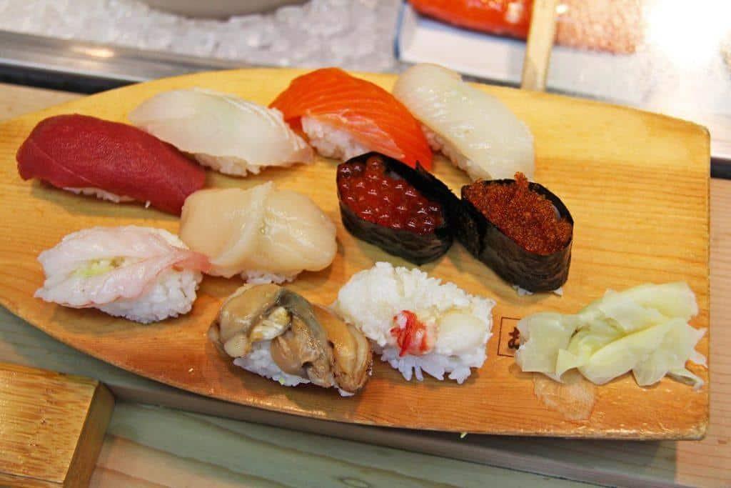 Sushi Things To Do In Otaru
