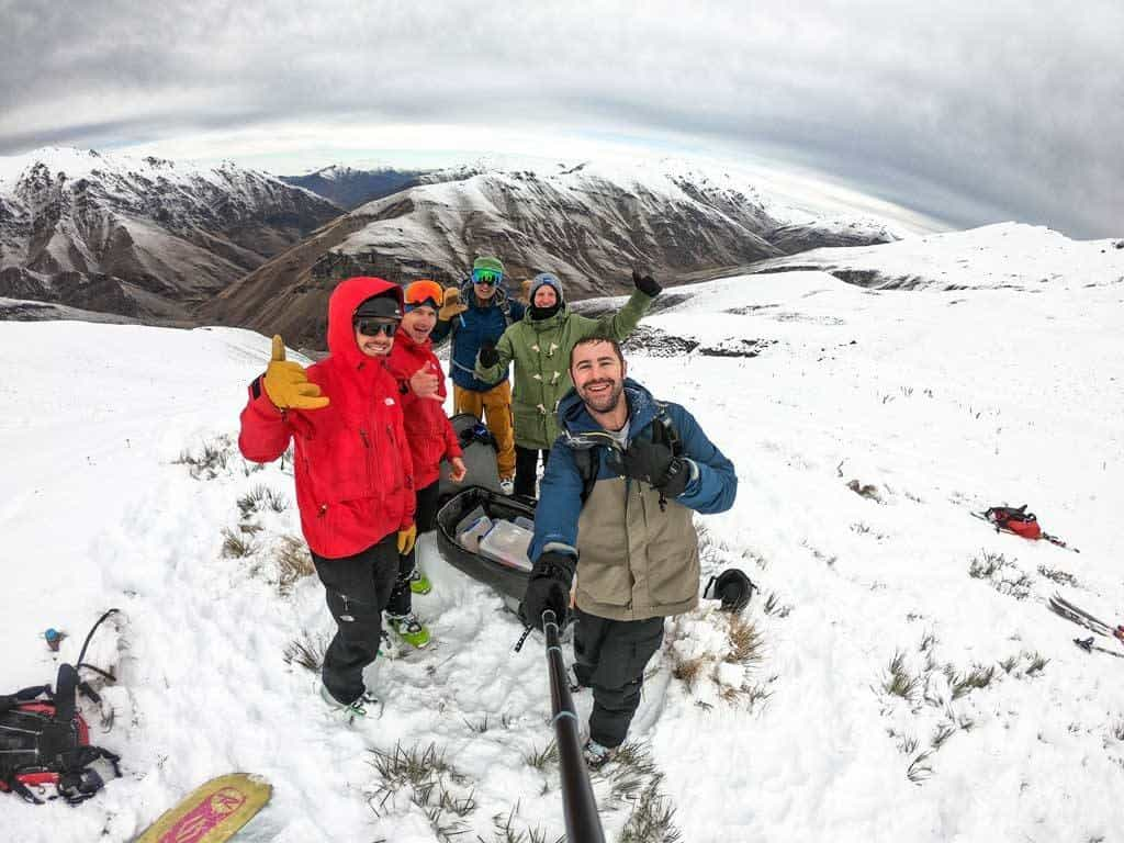 Heli Ski Group