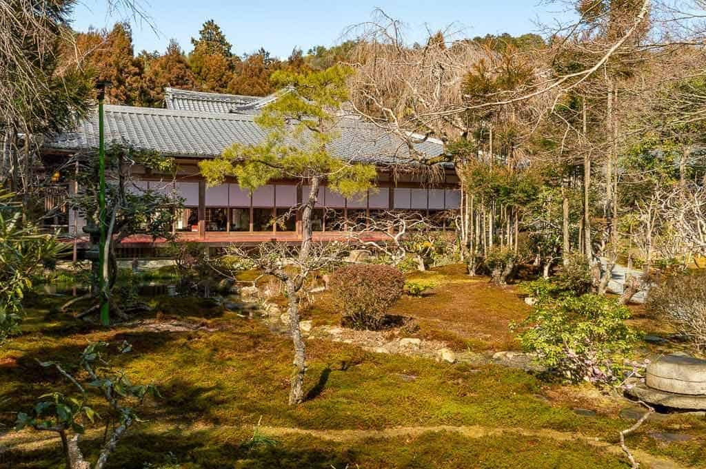 Kyoto Itinerary Ryoanji Temple