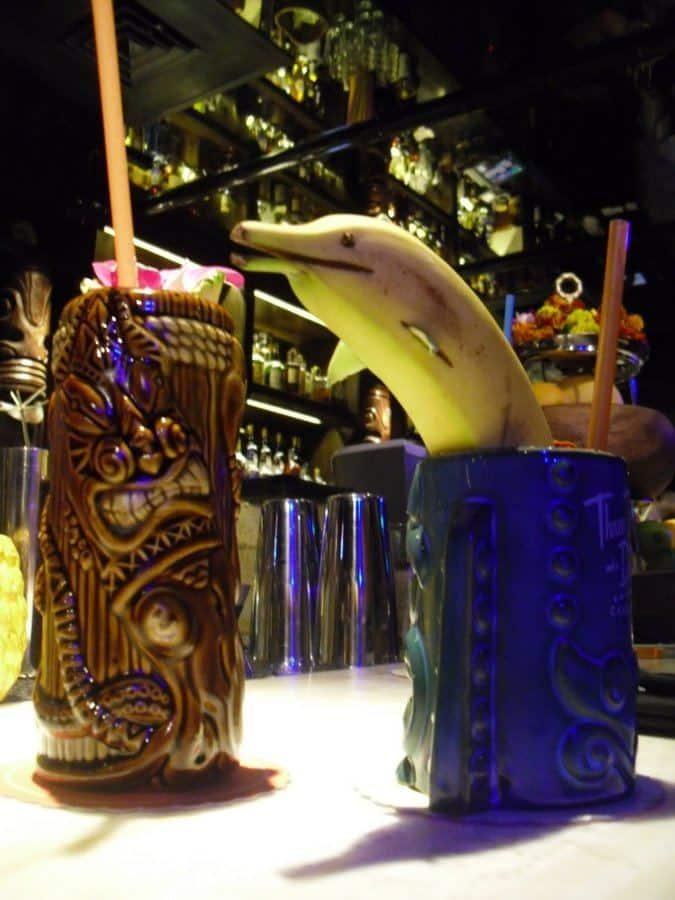 Tiki bar Chicago