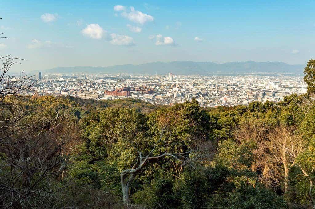 3 Days In Kyoto Itinerary Fushimi