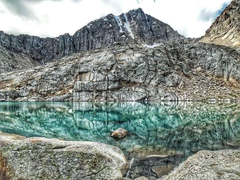 Bulak-Ashuu Lake