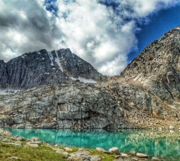 Bulak Ahsuu Lakes Trek Kyrgyzstan