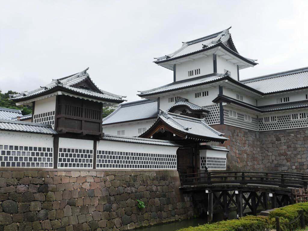 Kanazawa Castle grounds