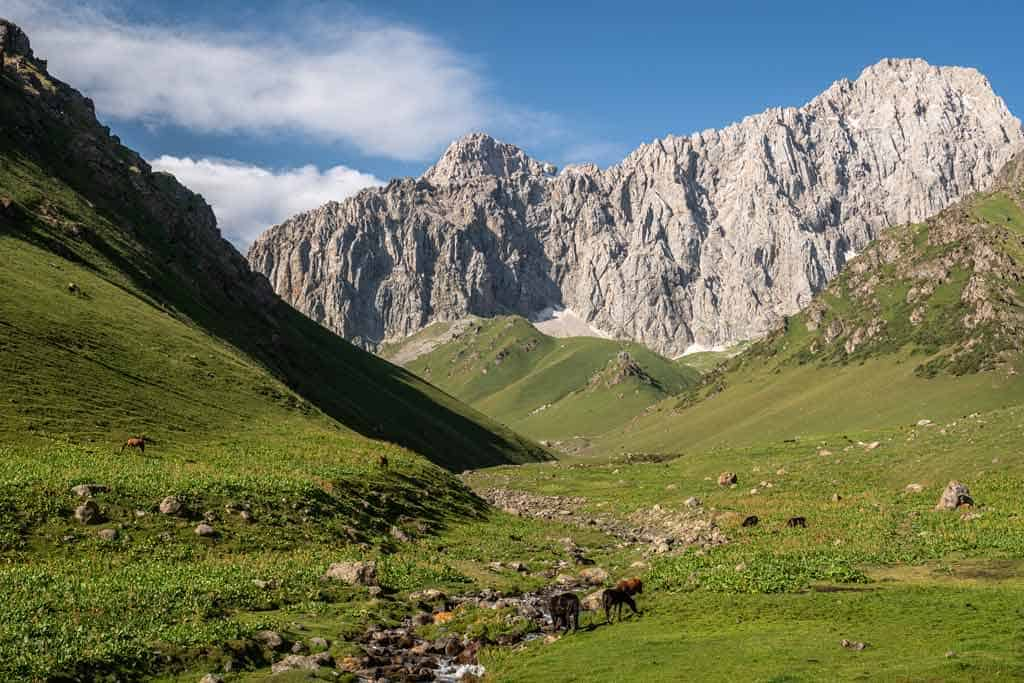 Ak Tor Mountain