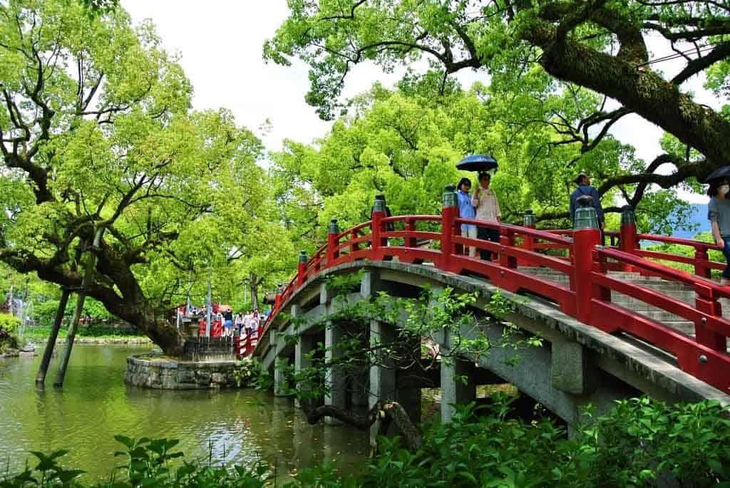 Dazaifu Bridge