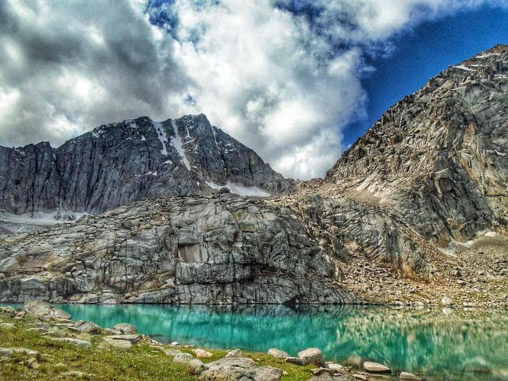 Bulak Ashuu Lakes Trek Jyrgalan Kyrgyzstan