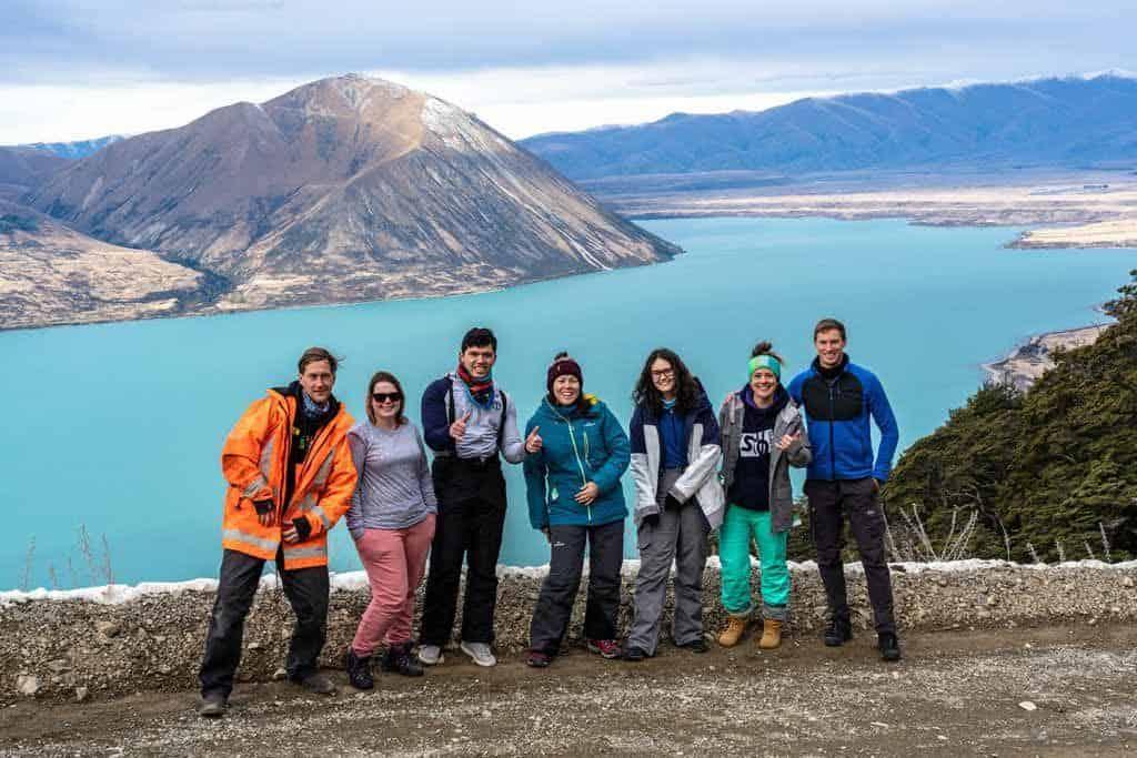 Lake Ohau Views Haka Tours